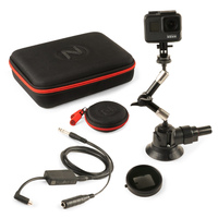 Nflightcam GoPro Cockpit Kit for Hero 5, Hero 6