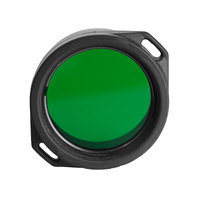 Armytek Green Filter AF-39 for Predator/Viking