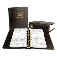 Jeppesen Airway Manual with Plastic Binders
