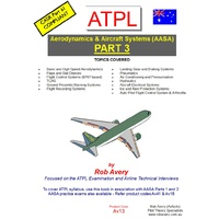 ATPL Aerodynamics & Systems Part 3 - Rob Avery
