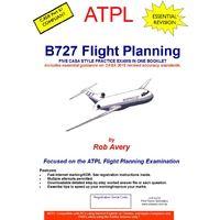 ATPL B727 Flight Planning Exams Book - Rob Avery