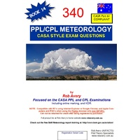 PPL/CPL Meteorology 340 Questions - Rob Avery