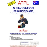 5 ATPL Navigation Exams - Rob Avery