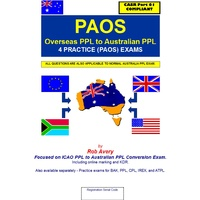 4  PPL Conversion Exams (PAOS) - Rob Avery