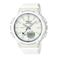 Casio Baby-G Step Series White BGS100-7A1
