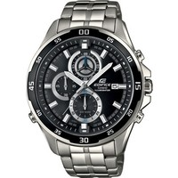 Edifice Super Illuminator Series Watch, Black