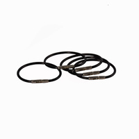 "Flyboys Multi Purpose XL Black Nylon Checklist Ring 2.25"" Diameter"