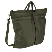 Flyboys Oversize Helmet Bag - Olive Green
