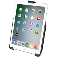 RAM EZ-ROLL'R™ Cradle for iPad mini 1-3 WITHOUT CASE, SKIN OR SLEEVE