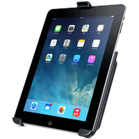RAM EZ-ROLL'R™ Cradle for iPad 2, iPad 3 & iPad 4 WITHOUT PROTECTIVE CASE