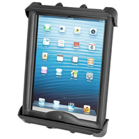 "RAM Tab-Tite Cradle for 10"" Tablets with HEAVY DUTY CASES"
