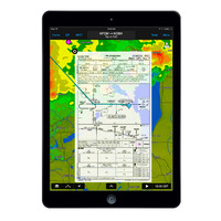 Jeppesen Mobile FD Charting Service Single Device w/12 Months (Australia)