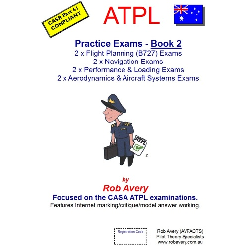 ATPL Practice Exams Book 2 - Rob Avery