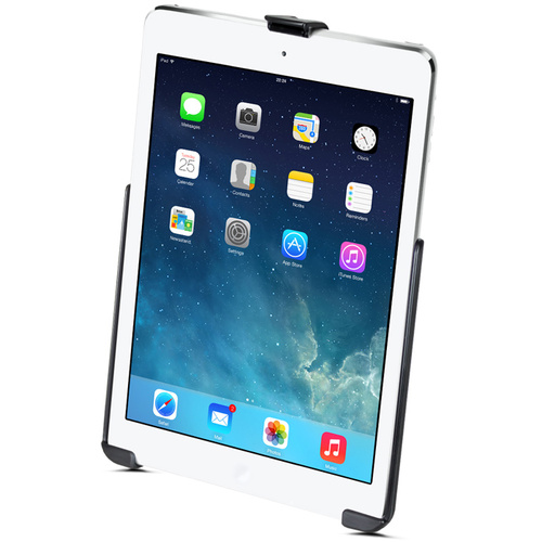 RAM EZ-ROLL'R™ Cradle for the Apple iPad Air 1-2 & iPad Pro 9.7 WITHOUT CASE, SKIN OR SLEEVE