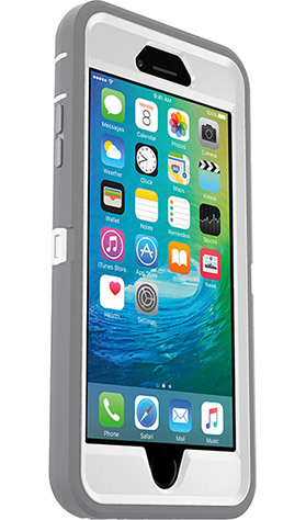 lowest price 9ad43 23d97 OtterBox Defender for iPhone 6/6S Plus - Glacier
