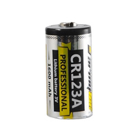 Armytek Flashlight CR123A Lithium 1500 mAh battery