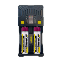 Armytek Flashlight Rechargeable Battery Charger Kit