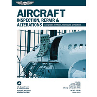 Aircraft Inspection, Repair & Alterations FAA-H-AC43.13-1B2B