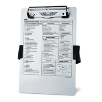 ASA IFR Clipboard with Strap