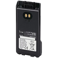 Icom Li-ion 2400mah Rechargeable Battery for A16E Handheld Transceiver