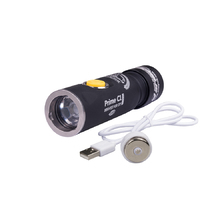 Armytek Prime C1 Pro XP-L Magnet USB + 18350 Li-Ion Flashlight