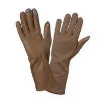 ETF Premium Capacitive Nomex Flight Gloves, Tan