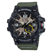 G-Shock Twin Sensor MASTER OF G MUDMASTER Series Watch - GG1000-1A3
