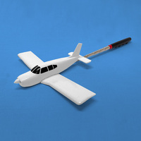 Piper Style Low Wing Briefing Stick