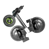 MyGoFlight Sport Mount - Flex Double Suction