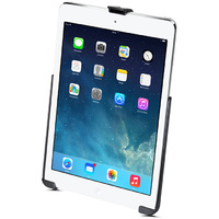 RAM EZ-ROLL'R™ Cradle for iPad 9.7 WITHOUT CASE, SKIN OR SLEEVE
