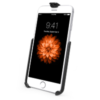 RAM Form-Fitted Cradle for the Apple iPhone 6 & 7 WITHOUT CASE, SKIN OR SLEEVE