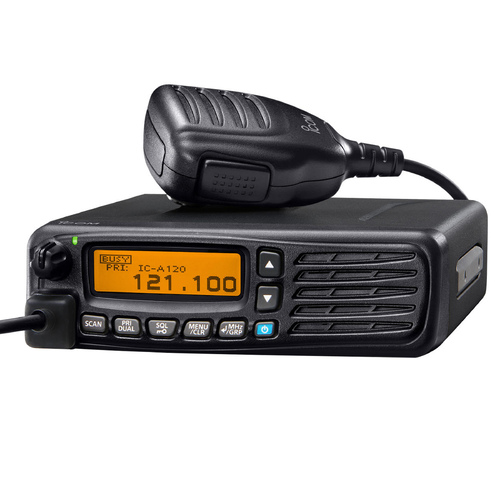 Icom IC-A120 Mobile VHF Airband Transceiver
