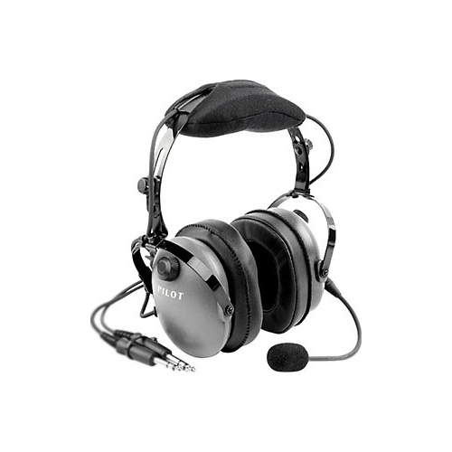 Pilot PA-12.8T Aviation Headset - GA